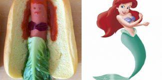 Disney Prensesleri Ekmek Arası Sosis Olursa...