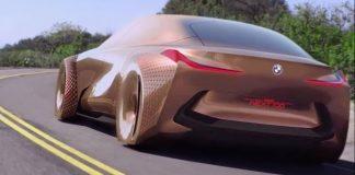 Renk Değiştiren ve Tam Otomatik Pilot Özellikleri ile BMW Vision Next 100