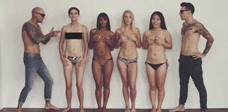 Kadınların Göğüsleriyle Yaptığı 11 Şaşırtıcı Hareket