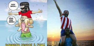 Müjde! Ünlü Karikatür Serisi Robinson Crusoe & Cuma Sinema Filmi Oldu